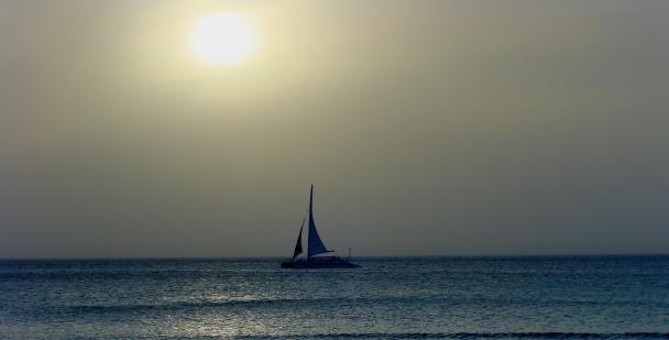 Sunset Sail (78 of 365)