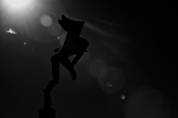 Angel Musicians Silhouette (189 of 365)